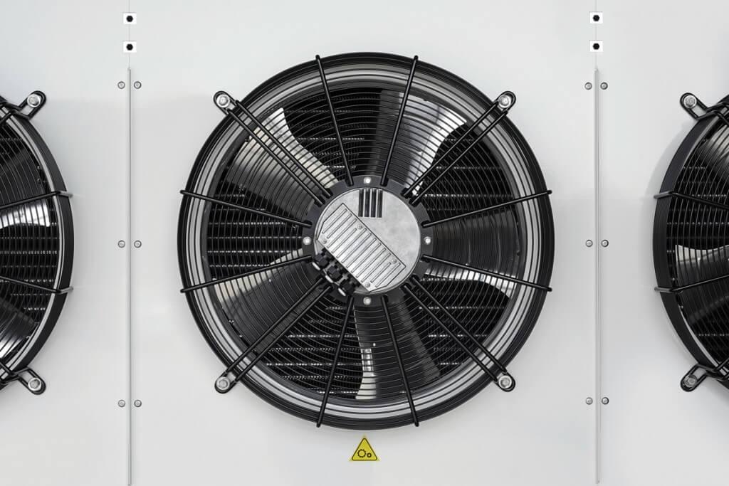 Particolare ventilatore 1024x683 1 - Cold Rooms in Cornwall