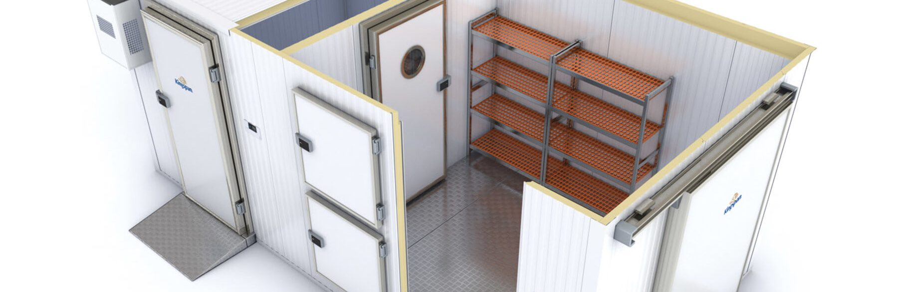 Kingspan Modular & Bespoke Cold Room Installers in Cornwall