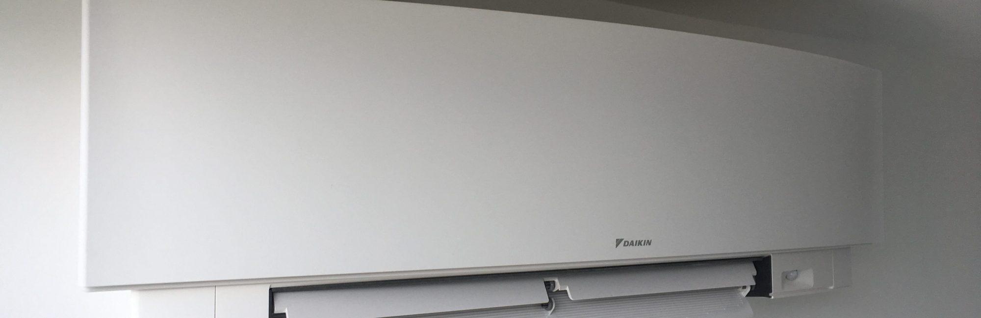 Daikin Emura Air Conditioning Installation in Cornwall