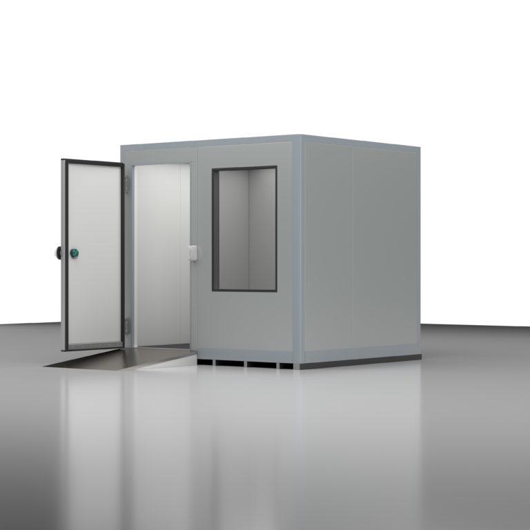 Matrix Modular Walk In Cold Rooms
