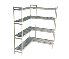 Hygienic Shelving for Commercial Kitchens, Cold Rooms & Freezers in Cornwall