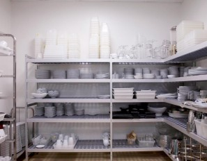 Coolblok in use 4 297x232 - Hygienic Shelving