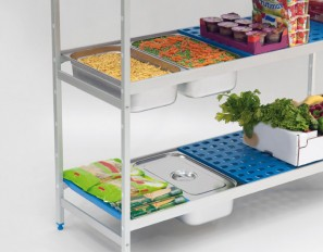 Ease of assembly 1 297x232 - Hygienic Shelving